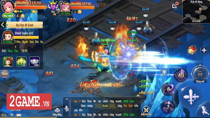Đánh giá Đại Kiếm Vương Mobile: Lối chơi không nổi bật nhưng rất đầy đủ! 2