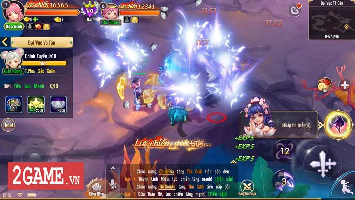 Đánh giá Đại Kiếm Vương Mobile: Lối chơi không nổi bật nhưng rất đầy đủ! 3