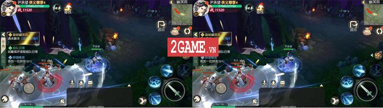 Chơi thử Ngạo Kiếm Vô Song Mobile: Lối chơi nhập vai cày cuốc vẫn hiện hữu rất rõ! 2