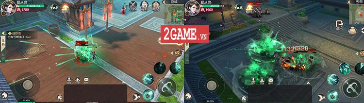 Chơi thử Ngạo Kiếm Vô Song Mobile: Lối chơi nhập vai cày cuốc vẫn hiện hữu rất rõ! 7
