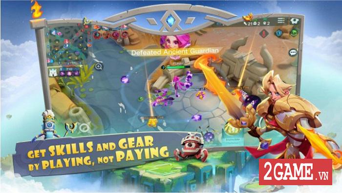 Vagary - Game MOBA cho di động áp dụng hình thức nhặt trang bị ngay trong trận đấu 2
