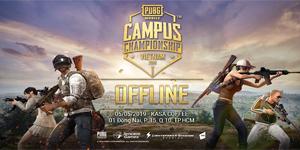 PUBG Mobile Việt Nam đẩy mạnh giải đấu cộng đồng với sự kiện offline sinh viên 3 miền