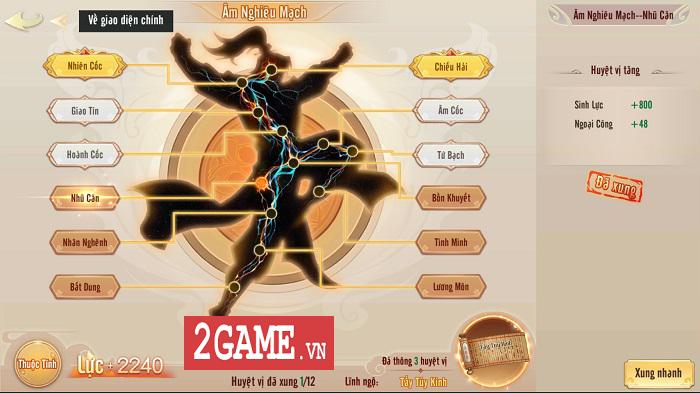 Ngạo Kiếm Vô Song Mobile mang lối chơi của Ỷ Thiên 3D Mobile, hình ảnh giống VLTK Mobile 5