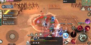 Ngạo Kiếm Vô Song Mobile mang lối chơi của Ỷ Thiên 3D Mobile, hình ảnh giống VLTK Mobile