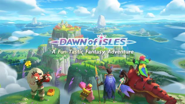 Dawn of Isles - Game nhập vai thế giới mở với thiết kế đồ họa độc đáo 0