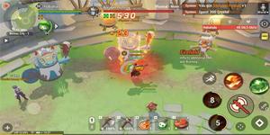 Dawn of Isles – Game nhập vai thế giới mở với thiết kế đồ họa độc đáo