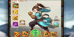 Lộ diện game thủ đầu tiên trong Tân Chưởng Môn VNG có được Dị Thú Cam