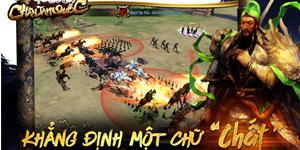 """Khi các """"quân sư"""" trở lại thách đấu nhau trong game chiến thuật Chân Tam Quốc"""