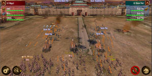 Chân Tam Quốc Mobile tái hiện những trận Quốc chiến Công thành vô cùng hoành tráng