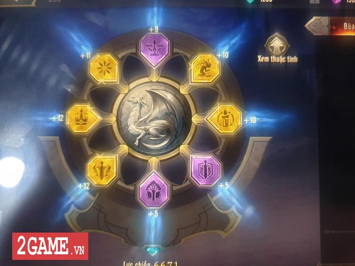 Game thủ MU Awaken VNG thi nhau khoe những loại bùa siêu hiếm siêu mạnh 0