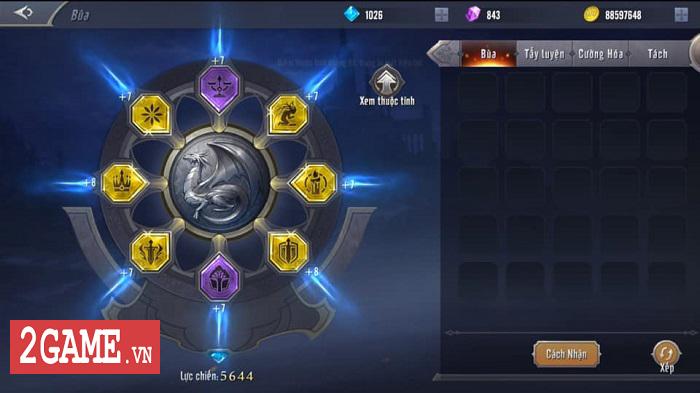 Game thủ MU Awaken VNG thi nhau khoe những loại bùa siêu hiếm siêu mạnh 1