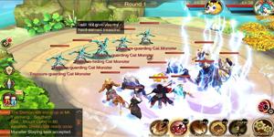 Echo of Phantoms – Game nhập vai đánh theo lượt sở hữu đồ họa kiểu Âm Dương Sư