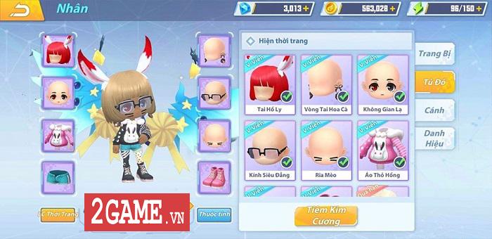 Những tính năng khiến người chơi GunPow 3D VNG