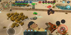 Rise Of Tanks – Đấu trường MOBA khốc liệt của những chiến Tăng độc đáo