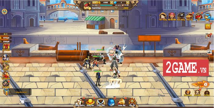 Vua Hải Tặc H5 sẵn sàng tiếp đón người chơi PC lẫn Mobile vào sáng mai 0