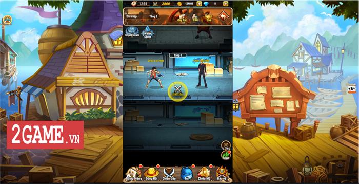 Vua Hải Tặc H5 sẵn sàng tiếp đón người chơi PC lẫn Mobile vào sáng mai 1
