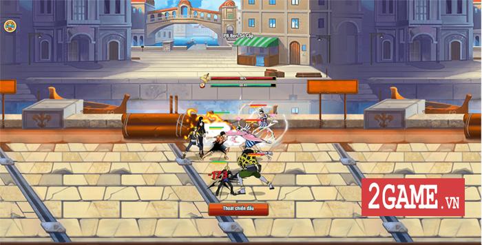 Vua Hải Tặc H5 sẵn sàng tiếp đón người chơi PC lẫn Mobile vào sáng mai 2