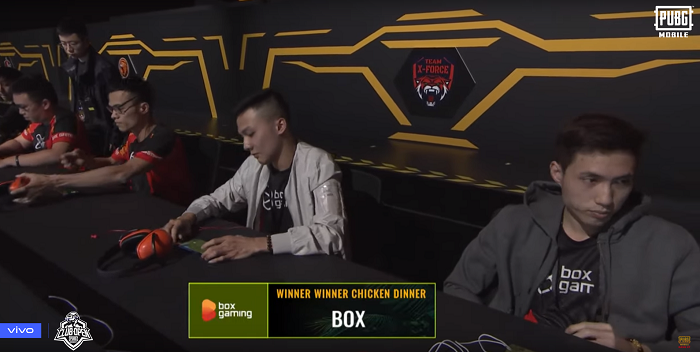 BOX Gaming PUBG Mobile VN