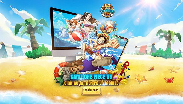 Tặng 444 giftcode game Vua Hải Tặc H5 1