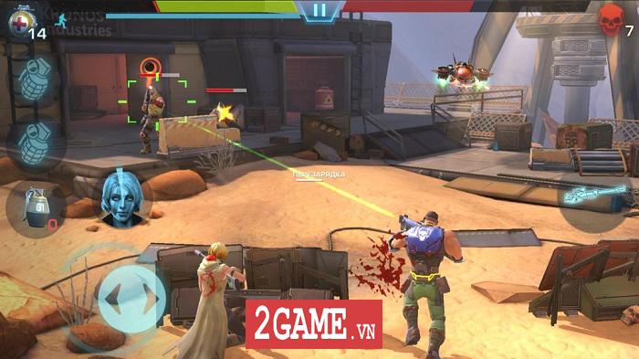 Evolution 2: Battle for Utopia - Sự kết hợp hoàn mỹ giữa nhập vai, chiến thuật và hành động bắn súng 1