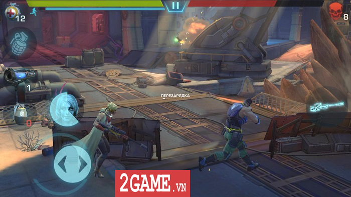 Evolution 2: Battle for Utopia - Sự kết hợp hoàn mỹ giữa nhập vai, chiến thuật và hành động bắn súng 0