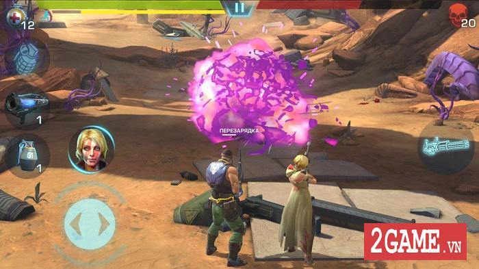 Evolution 2: Battle for Utopia - Sự kết hợp hoàn mỹ giữa nhập vai, chiến thuật và hành động bắn súng 3