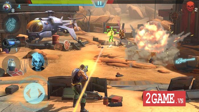 Evolution 2: Battle for Utopia - Sự kết hợp hoàn mỹ giữa nhập vai, chiến thuật và hành động bắn súng 2