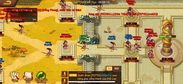 Danh Tướng 3Q VNG mở đăng ký sớm cho game thủ vào nhận quà ngon 5