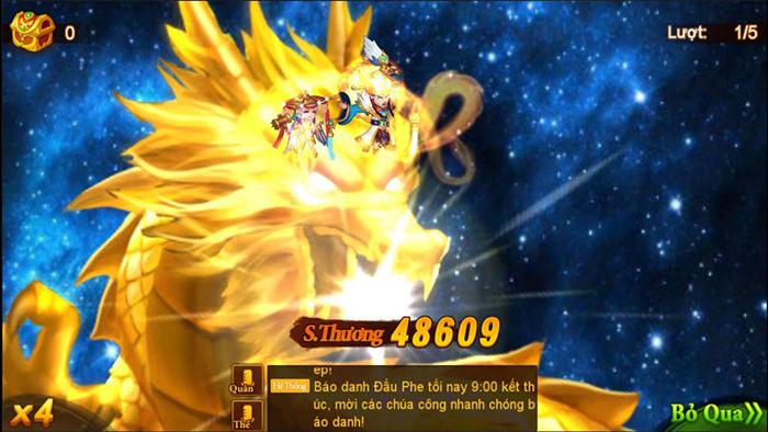 Danh Tướng 3Q VNG mở đăng ký sớm cho game thủ vào nhận quà ngon 3