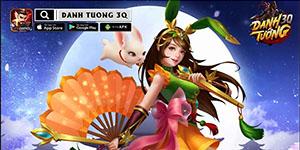 Danh Tướng 3Q VNG mở đăng ký sớm cho game thủ vào nhận quà ngon