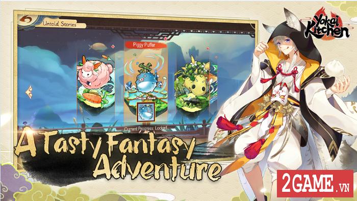 Yokai Kitchen - Game quản lý nhà hàng với đồ họa đậm chất Âm Dương Sư 0