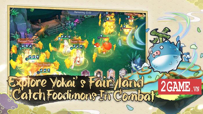 Yokai Kitchen - Game quản lý nhà hàng với đồ họa đậm chất Âm Dương Sư 3