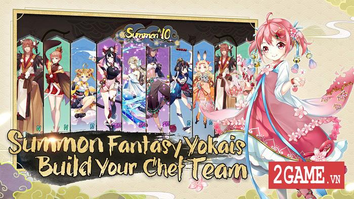 Yokai Kitchen - Game quản lý nhà hàng với đồ họa đậm chất Âm Dương Sư 4