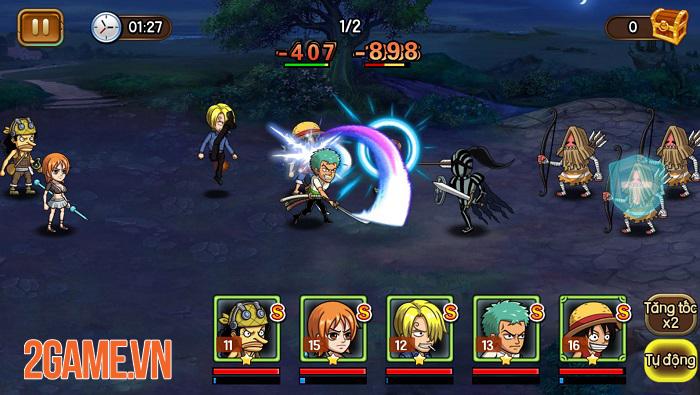 Fan One Piece nói gì về game Kho Báu Huyền Thoại Mobile sau vài ngày ra mắt? 5