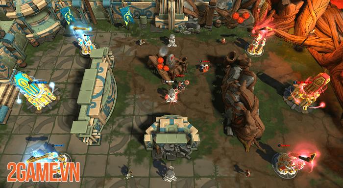 Paragon Kingdom: Arena - Đấu trường MOBA 2vs2 mang đậm chất thần thoại 0