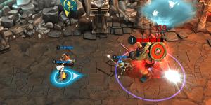 Paragon Kingdom: Arena – Đấu trường MOBA 2vs2 mang đậm chất thần thoại