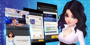 Chỉ bạn cách làm giàu ở game mô phỏng kinh doanh 360mobi Cinema VNG