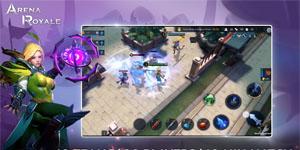 Arena Royale – Game MOBA Sinh tồn với lối chơi team 3 người cuốn hút