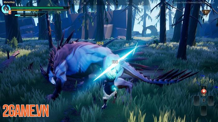 Dauntless - Game nhập vai hành động lấy cảm hứng từ seri Monster Hunter vừa ra mắt 0