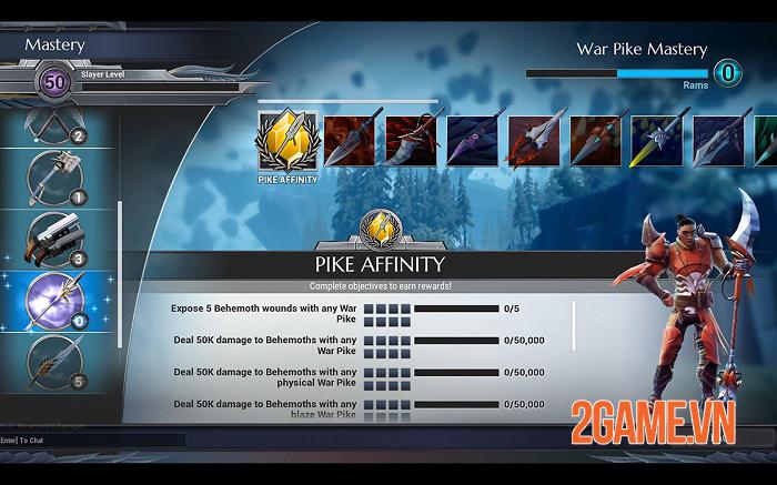 Dauntless - Game nhập vai hành động lấy cảm hứng từ seri Monster Hunter vừa ra mắt 1