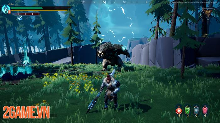 Dauntless - Game nhập vai hành động lấy cảm hứng từ seri Monster Hunter vừa ra mắt 2