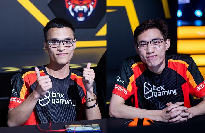 Hai đội tuyển PUBG Mobile VN Box Gaming và Xavier có một màn trình diễn mãn nhãn ở ngày thi đấu thứ 9 3
