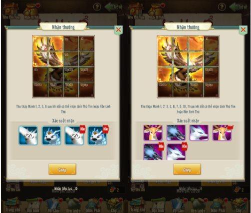 Tân Chưởng Môn VNG cũng cho người chơi tự do đi bắt Trân Thú như kiểu game nhập vai 2
