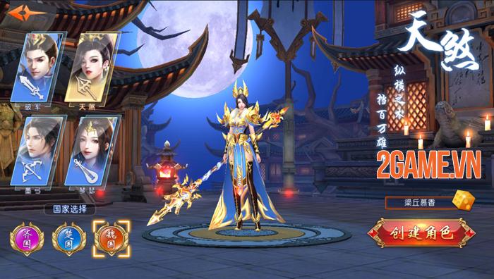 SohaGame sắp ra mắt game mới Tân Thiên Hạ Mobile - Game nhập vai quốc chiến rực lửa 1