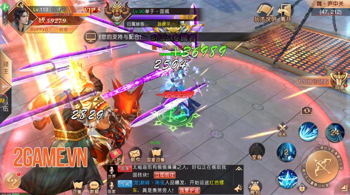 SohaGame sắp ra mắt game mới Tân Thiên Hạ Mobile - Game nhập vai quốc chiến rực lửa 6