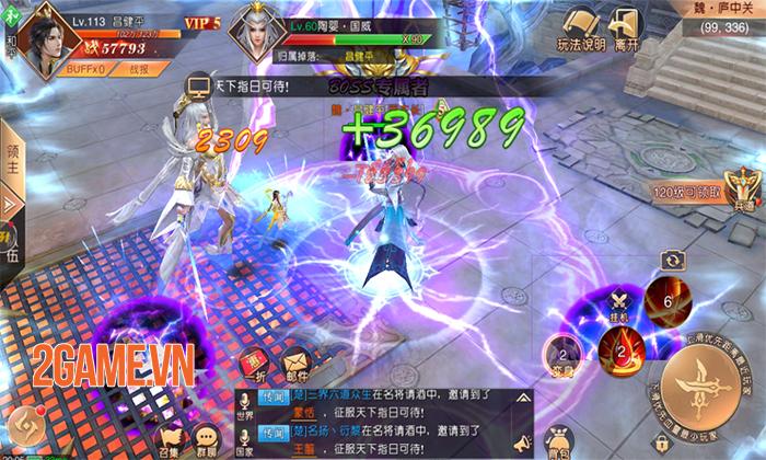 SohaGame sắp ra mắt game mới Tân Thiên Hạ Mobile - Game nhập vai quốc chiến rực lửa 4