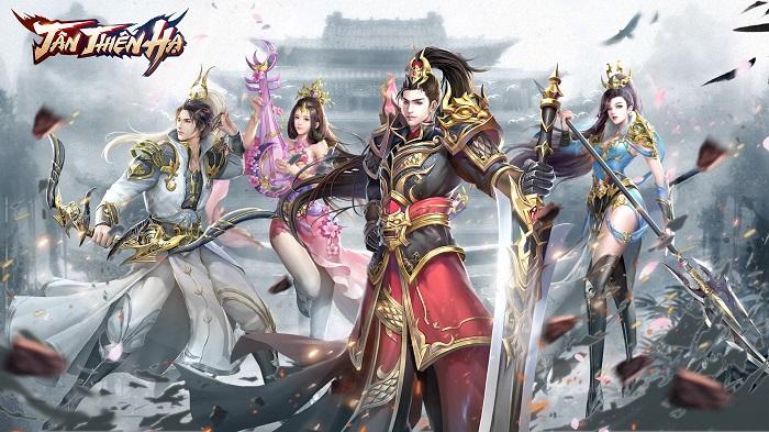 SohaGame sắp ra mắt game mới Tân Thiên Hạ Mobile - Game nhập vai quốc chiến rực lửa 0