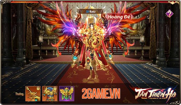 SohaGame sắp ra mắt game mới Tân Thiên Hạ Mobile - Game nhập vai quốc chiến rực lửa 9