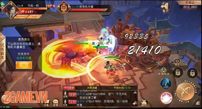 SohaGame sắp ra mắt game mới Tân Thiên Hạ Mobile - Game nhập vai quốc chiến rực lửa 7