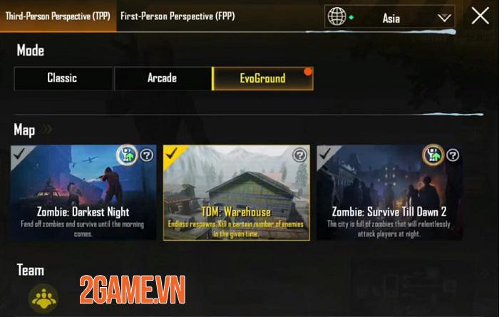 Chế độ chơi Team Deathmatch sẽ góp mặt trong phiên bản 0.13 của PUBG Mobile 1